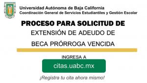 PROCESO DE SOLICITUD DE EXTENSIÓN DE PLAZO PARA CUBRIR ADEUDOS