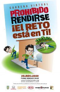 Carrera Virtual PROHIBIDO RENDIRSE (inscripciones abiertas)