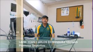 Pausa Activa: Juan Carlos Domínguez