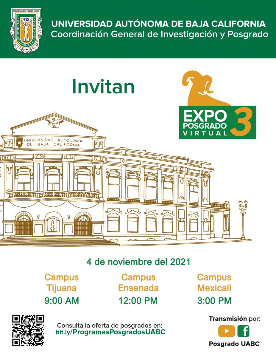 1. Flyer Version visionaria Expo posgrado 2021-2